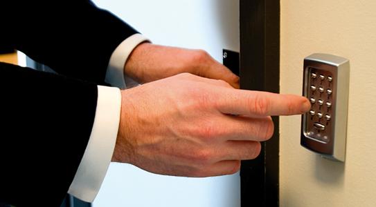 kontrola dostępu w firmie