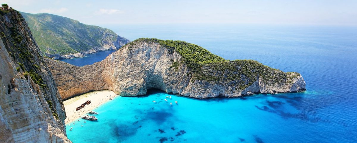 Korfu i Zakynthos